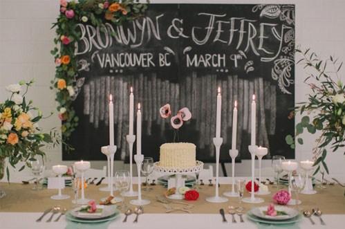 Доска рассадки гостей на свадьбе 189